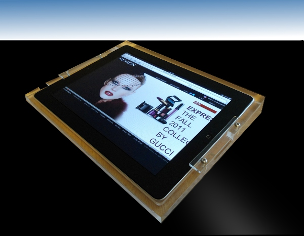 newPCgadgets / iPad 2 Display Dock