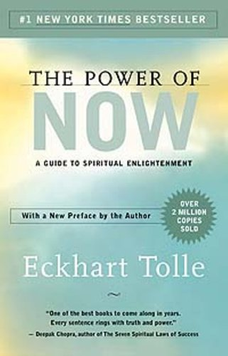 eckhart tolle the power of now kindle edition