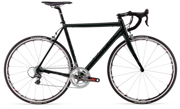 2011 Cannondale CAAD10 1 DURA ACE