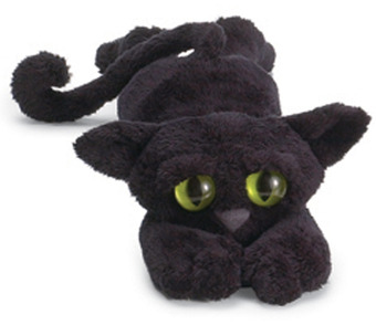 Lanky Cats Blackie :: Manhattan Toy