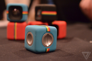 Gallery: Polaroid C3 Action Sports video camera hands-on images | The Verge