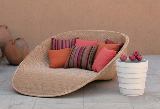 Stunning Outdoor Furniture Collection Fibonacci By Janus Et Cie