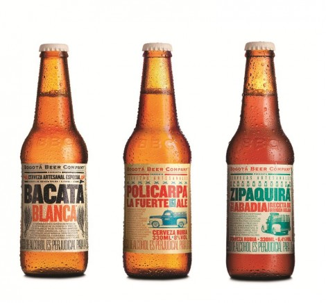Bogotá Beer Company | Oh Beautiful Beer