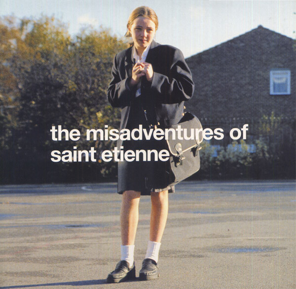 Saint Etienne - The Misadventures Of Saint Etienne (Vinyl, LP, Album) at Discogs