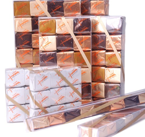 Mr. Chocolate | Jacques Torres: Assorted Caramels 9pc
