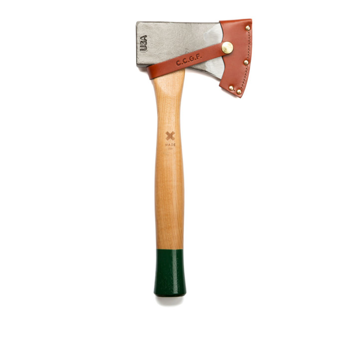 Best Made Company — The Straight-Hold Hatchet