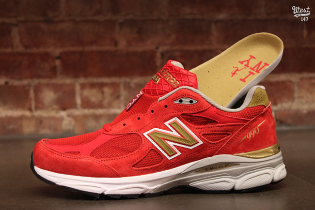 Nepenthes New York: 「IN STOCK」New Balance 990 NY Marathon Special