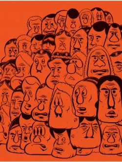 Barry McGee 作品集 / ON READING Online Shop