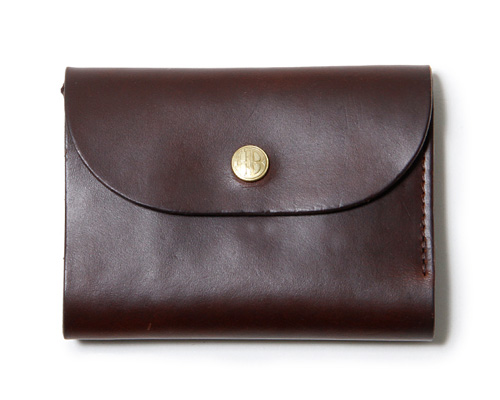 hobo - Chromexcel® Leather Wallet by HORWEEN | vendor