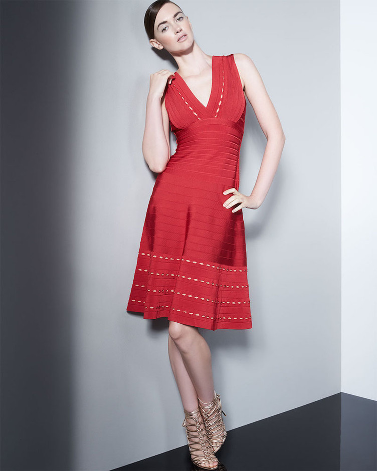 Herve Leger Holiday 2014 Collection Lookbook by Neiman Marcus – NAWO