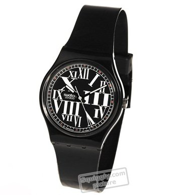 Swatch Gessetto - Watch - GB155   Squiggly Swatch Watches and Straps