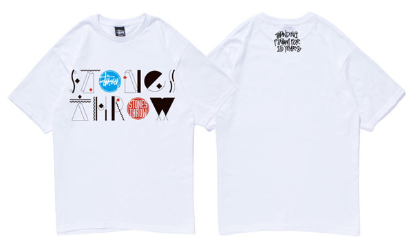 Stones Throw 15th Anniversary Collection : STUSSY JAPAN OFFICIAL SITE