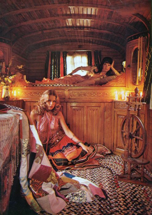 gypsy wagon   The Delectables   Pinterest