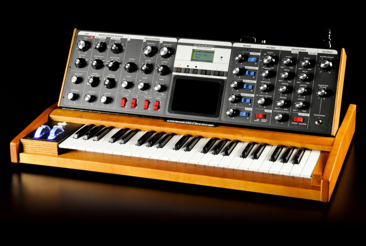 Minimoog Voyager Performer Edition | Moog Music Inc
