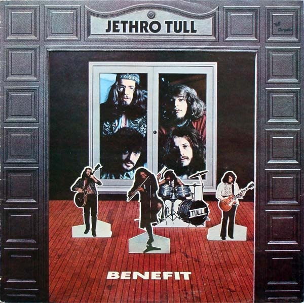 Jethro Tull - Benefit at Discogs