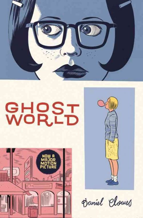 NEW Ghost World BY Daniel Clowes Paperback Book English Free Shipping 1560974273 | eBay