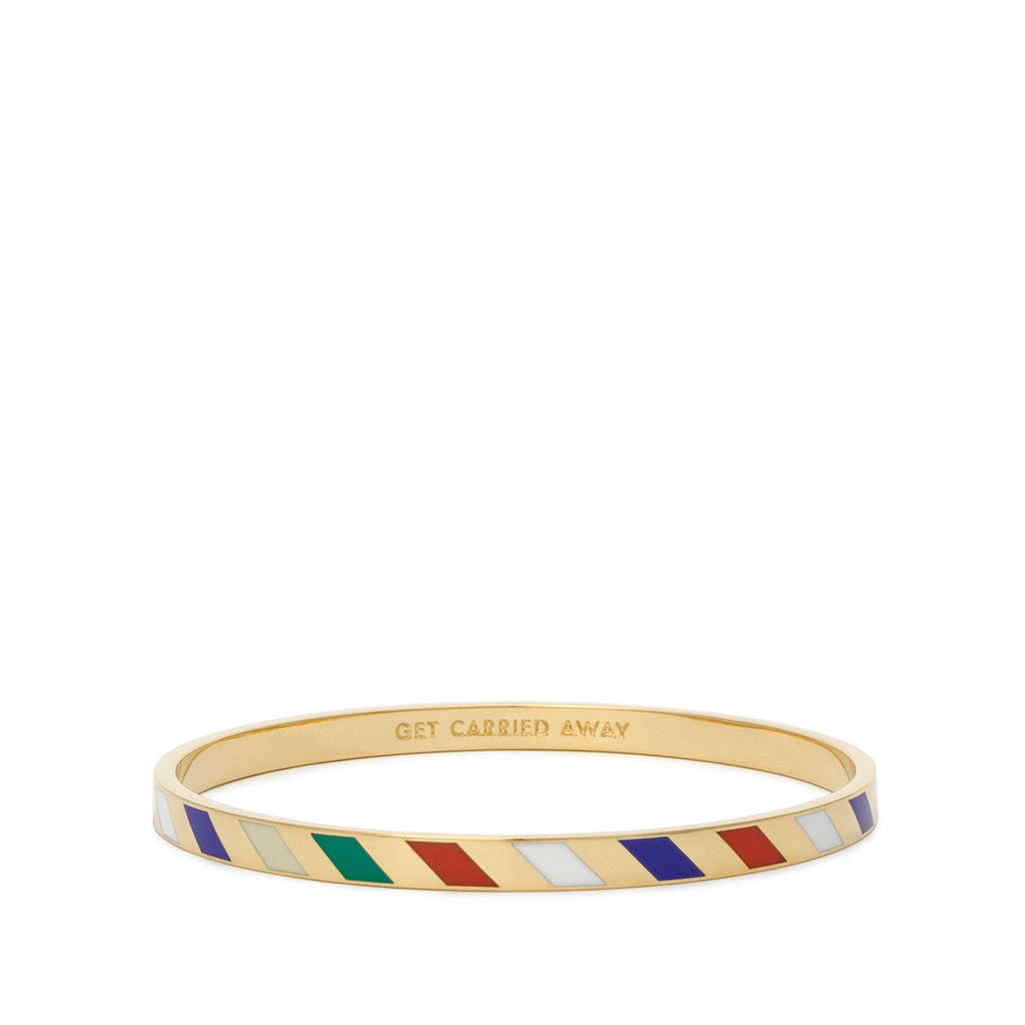 kate spade new york / idiom bangles get carried away