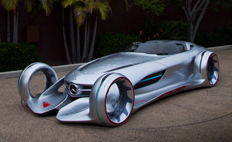 LA Design Challenge 2011: Mercedes Silver Arrow | Cars | Wallpaper* Magazine: design, interiors, architecture, fashion, art