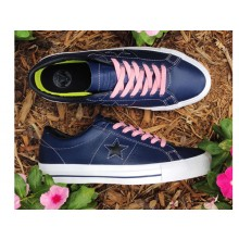86aab2149a8941 ... Converse Cons Ambassador Pack Sean Pablo One Star Pro (Nightime Navy   Pink  Freeze