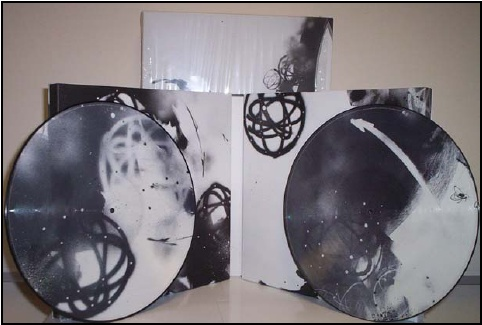 Unkle Never Never Land UK LP PICTURE DISC (345473)