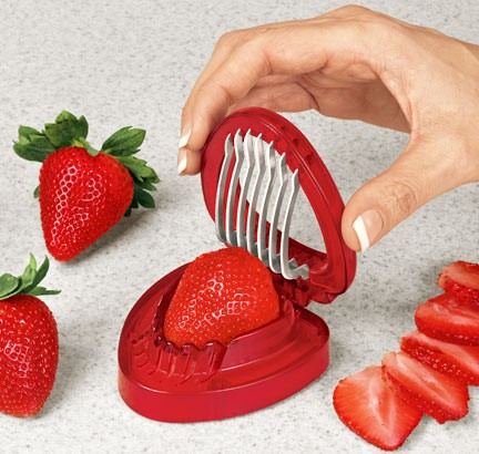 HarrietCarter.com: New Arrival Highlights | Strawberrry Slicer