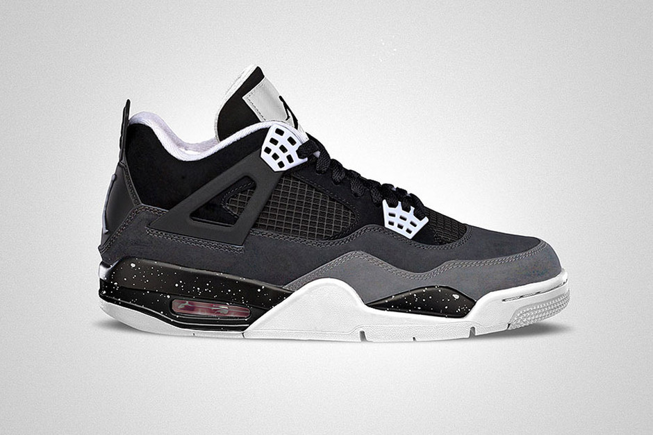 "Air Jordan 4 ""Stealth"" Sneaker • Highsnobiety"