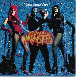 Famous Monsters - First Time Live! Famous Monsters...Are Go!!! (Vinyl) at Discogs