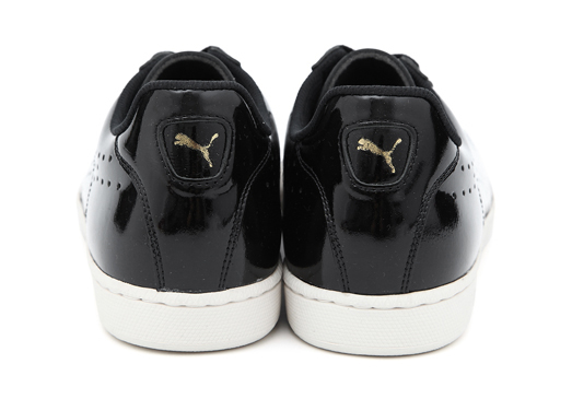 "PUMA x Styles: FIRSTROUND LO PATENT ""Styles 10th ANNIVERSARY MODEL"" 