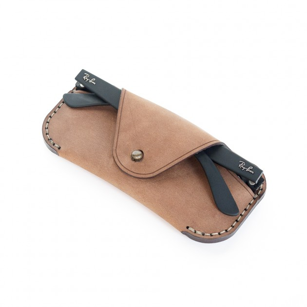 Eyewear Sleeve | Leather Goods, Wallets, Bags, Accessories | Made in the USA
