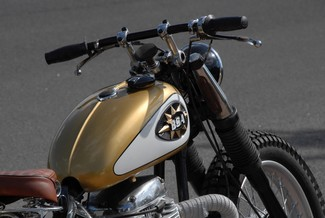 1969 Bsa A65 THUNDERBOLT CUSTOM BOBBER MOTORCYCLE MADE TO ORDER | Cocoa, Florida | Burgundee Bikes