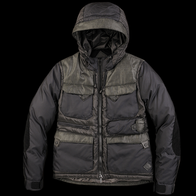 UNIONMADE - Moncler W - Folgore Jacket in Black