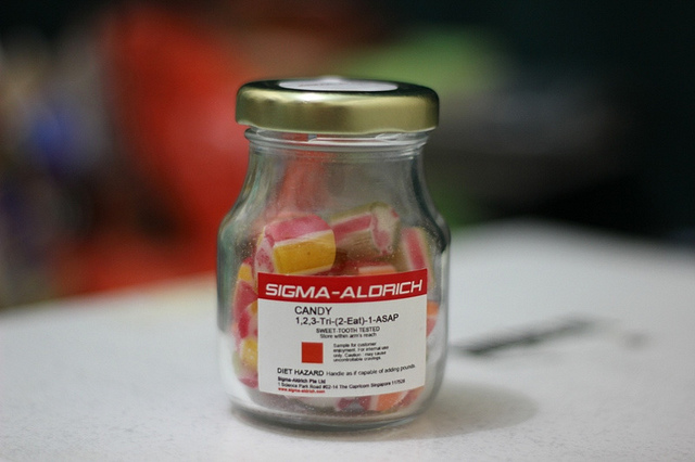 sigma-aldrich candy | Flickr - Photo Sharing!