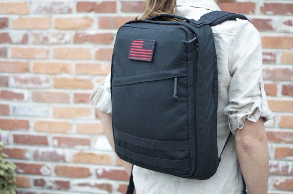 GR ECHO | GORUCK | Built in the USA