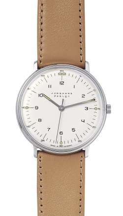 Junghans Max Bill Hand-wound 027/3701.00 - Max Bill Watches - Junghans Clocks