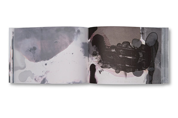 It's Nice That : Gerhard Richter's gorgeous November series of happy accidents collected in new book