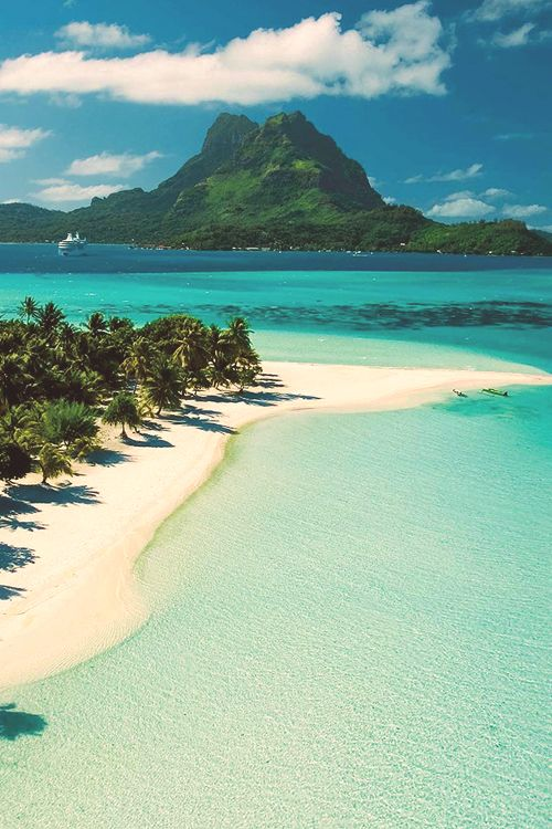 ♡ Bora Bora | places | Pinterest