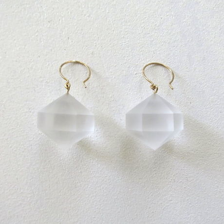 COMPOSITION earrings SUGAR CUBE / CP 303 (ピアス) | sirisiri