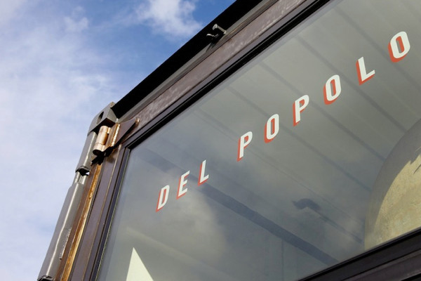 Del Popolo San Francisco : A Mobile Pizzeria