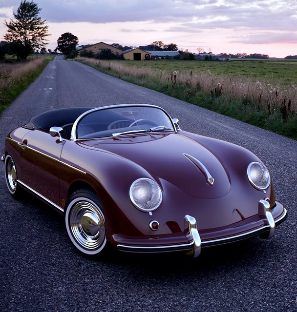 Fancy - Porsche 356 Speedster