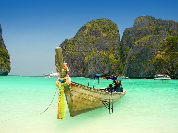 Phi Phi Islands, Thailand | Beautiful Places to Visit