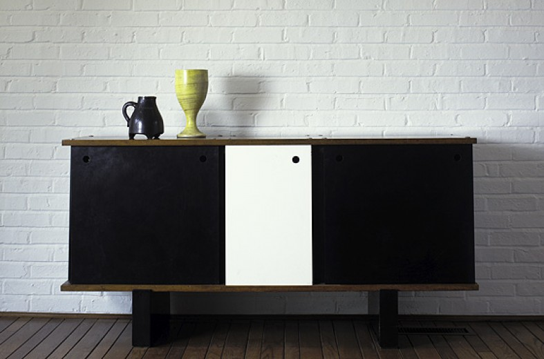 681: Charlotte Perriand / Mauritania sideboard < May Design Series 2007, 22 May 2007 < Auctions | Wright