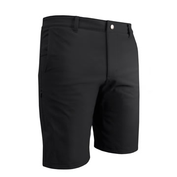 Indian Summer Riding Kit Assembly / 4-way stretch shorts and Acre series Merino wool shirts