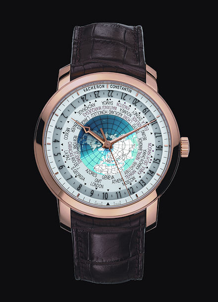 Vacheron Constantin Patrimony Traditionnelle World TimeThe World Has More Time Than You Think   WATCHTIME.COM