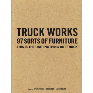 moBook - TRUCK WORKS 97 SORTS OF FURNITURE ▼ 関連商品 +タイトル