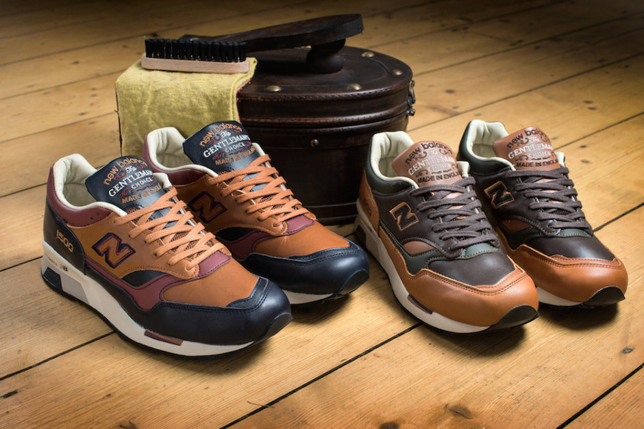 New Balance M1500 Gentleman's Pack 2014 | Selectism