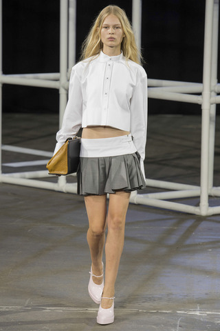 Alexander Wang Spring 2014 Ready-to-Wear Collection on Style.com: Runway Review