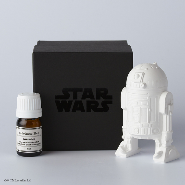 Aroma Ornament / R2-D2 | The Library Boutique