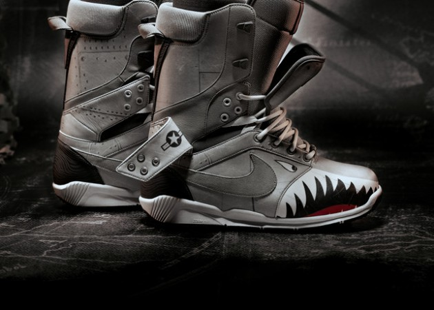 Nike Snowboarding Zoom Danny Kass QS Double Tongue Boot | Hypebeast