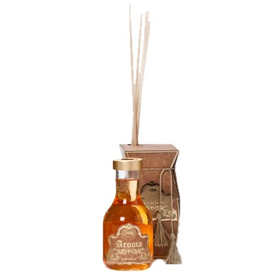 The Sabon ® Aroma Reed Diffuser is part of our Aroma Reed Diffusers containing Ginger Orange