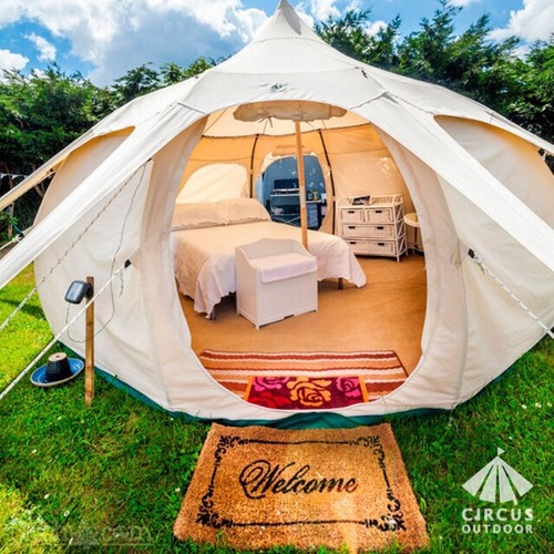 L.B. LUXURY TENT | Circus Outdoor Web Store